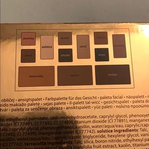 tarte Makeup - Face shaping palette